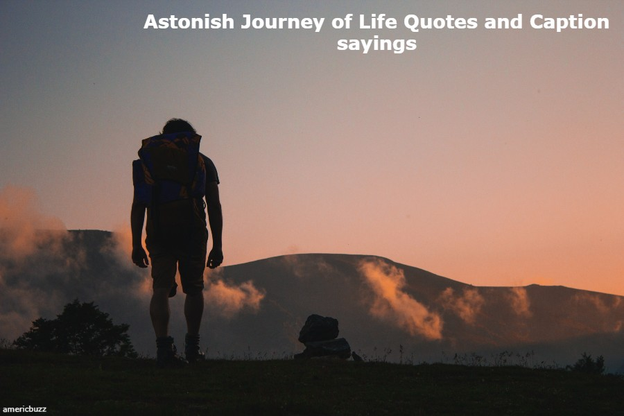 journey of life quotes and caption