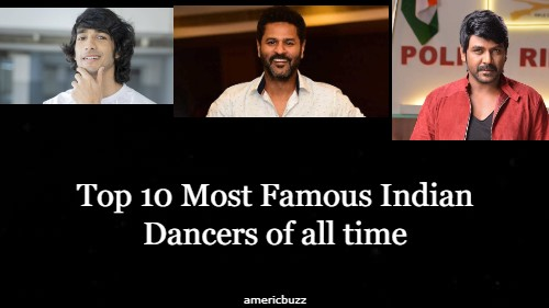 Top 10 Most Famous Indian Dancers of all time