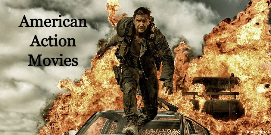 American Action movies